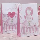 Les sacs à bonbons princesse