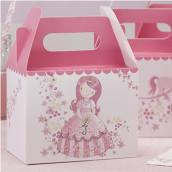 Les 5 boîtes à gâteau princesse