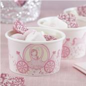 Les 8 pots à glace princesse