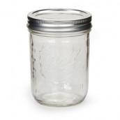 Le bocal en verre 12,20cm
