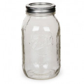 Le bocal en verre 10,4cm