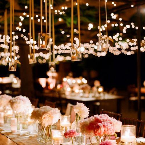 Decoration Salle Mariage Guirlande Lumineuse Et Autres Leds