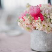 Le ruban strass pour votre décoration de mariage