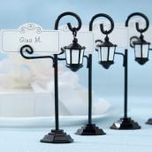 Le marque place lampadaire