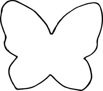 Diy mariage mobile papillon en papier - Modele de papillon a imprimer ...