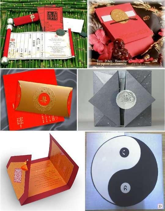 Favori Mariage theme asie zen : 1001 idées deco BA83