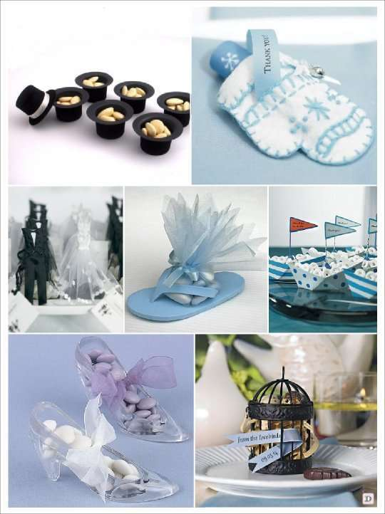 Box pouches and other containers dragees wedding and - Boite a chaussure decoree ...