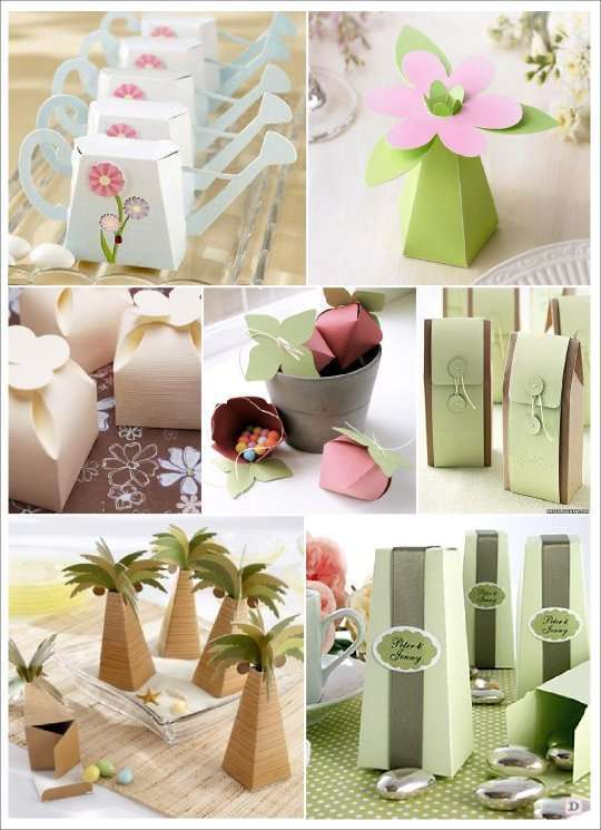 Box pouches and other containers dragees wedding and - Boite emballage cadeau pas cher ...