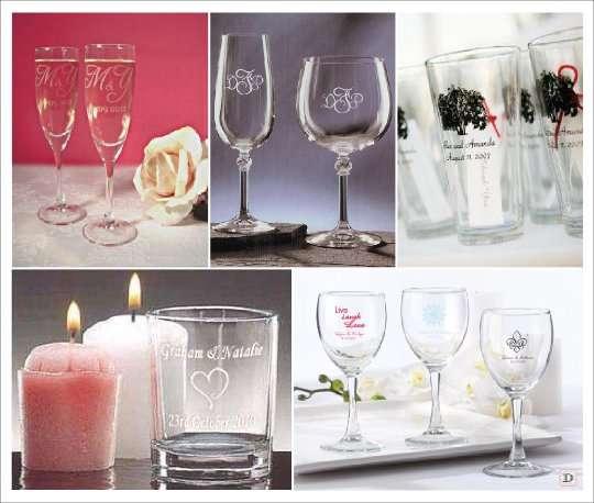 cadeaux invites mariage utile verre grave flute champagne personnalise 7c59c8fbb0a