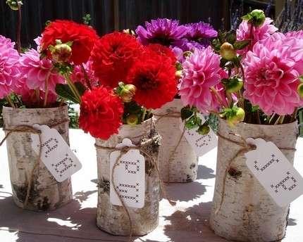 latest centre de table naturel with composition florale faire soi mme. Black Bedroom Furniture Sets. Home Design Ideas