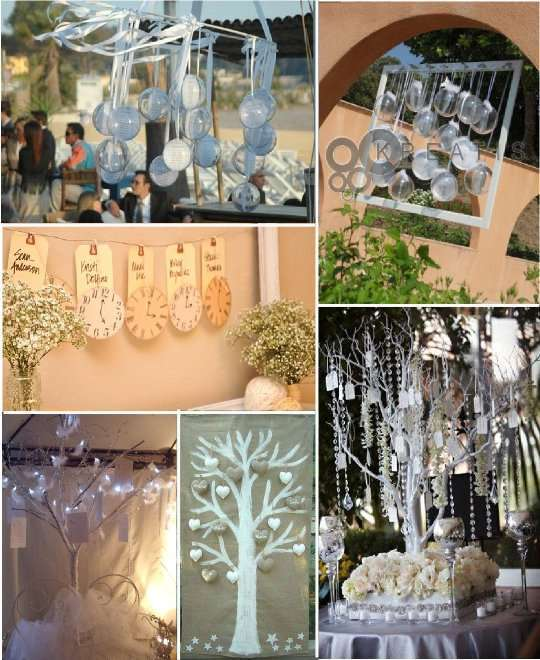 mariage contes de fee plan de table