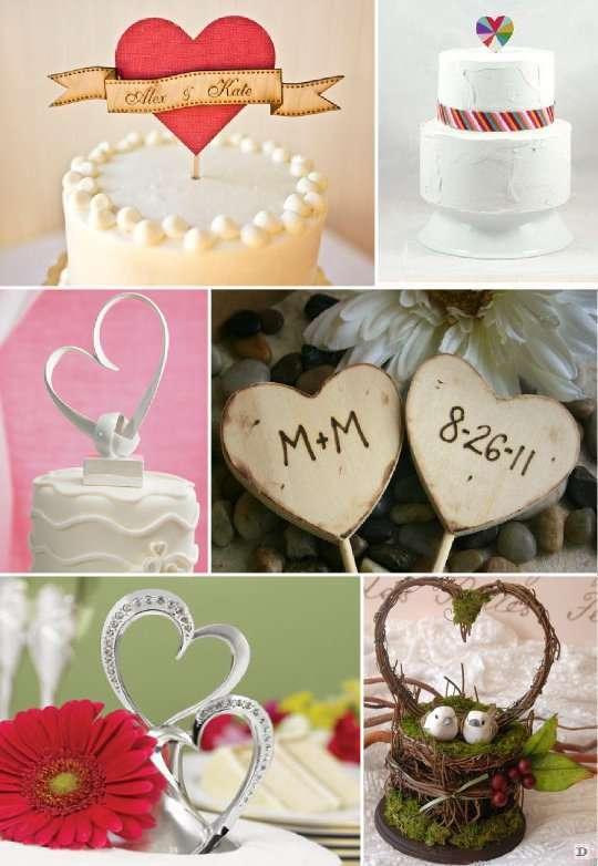 figurine_mariage_piece_montee_gateau_coeur
