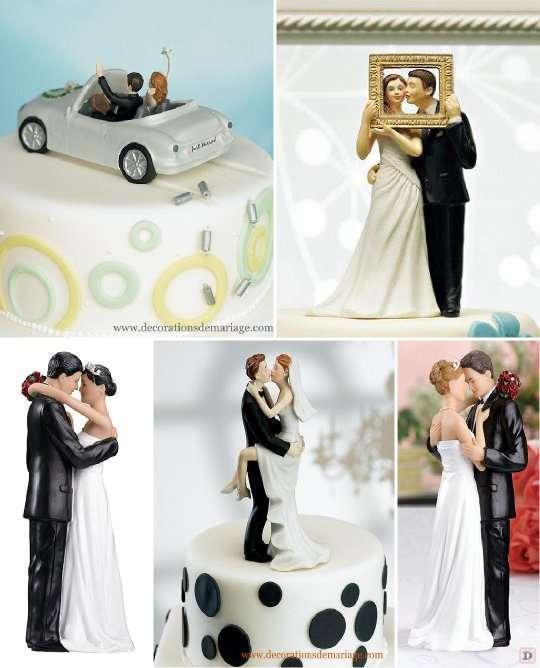 Sujet gateau mariage theme mer