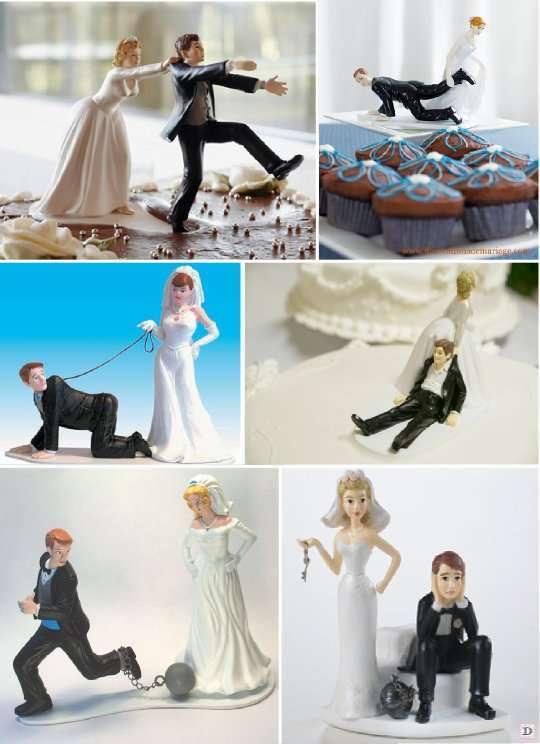 figurine gateau mariage drole ln33 montrealeast. Black Bedroom Furniture Sets. Home Design Ideas