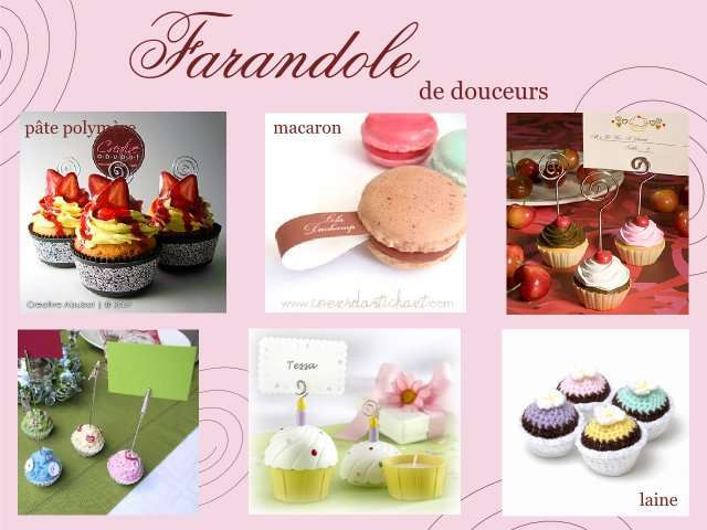 mariage gourmand marque place