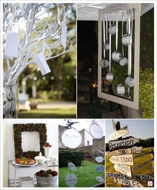 deco mariage theme hiver idees. Black Bedroom Furniture Sets. Home Design Ideas