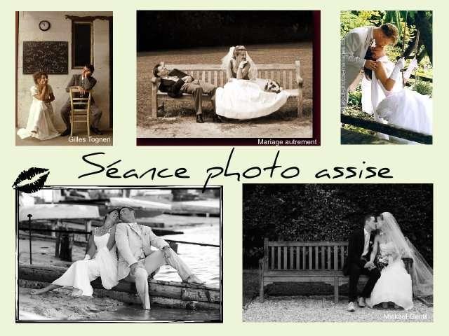 Préférence idees photo de mariage originale LX36