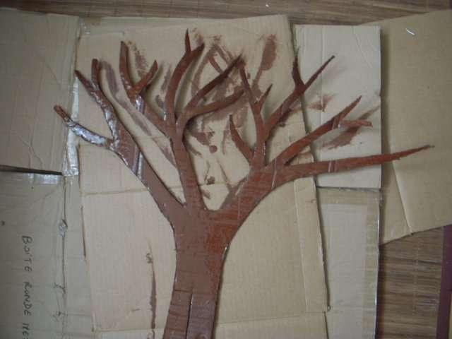 fabriquer un arbre en bois. Black Bedroom Furniture Sets. Home Design Ideas