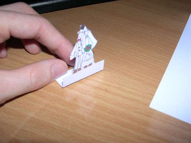 réalisation modèle exemple faire part invitation mariage thème médiéval moyen âge château fort en relief loisirs créatifs bricolage faire soi même carte pop up