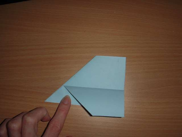 réalisation marque place avion en papier oisirs créatifs bricolage