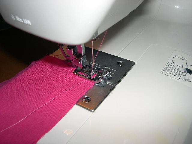 réalisation marque place coussin pique aiguille couture mode explication