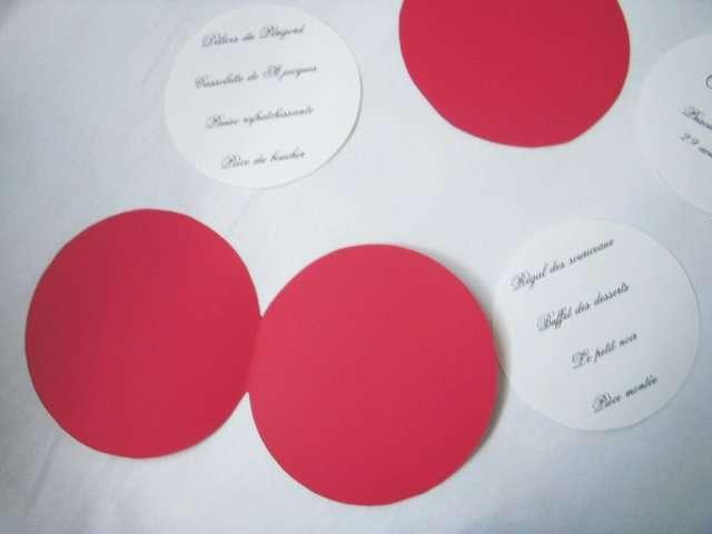 realisation menu sucette thème gourmandise tutoriel