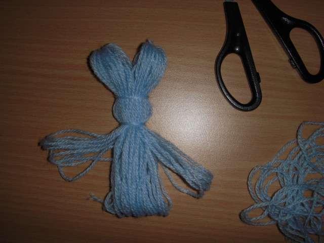 réalisation marque place rond de serviette lapin lièvre pâques tutoriel fiche technique