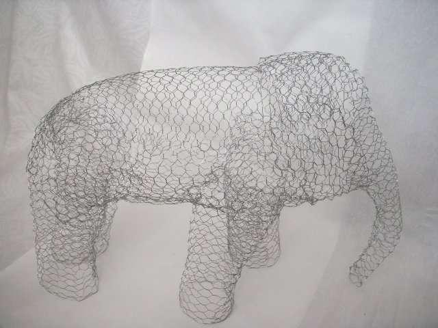 Fabulous realiser urne elephant papier mache DIY ON89