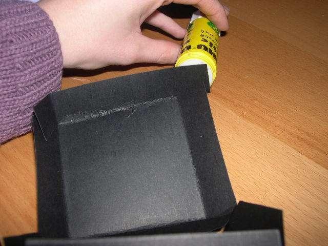 réalisation menu mariage boîtes de cigares  rétro  loiris créatifs bricolage faire soi même