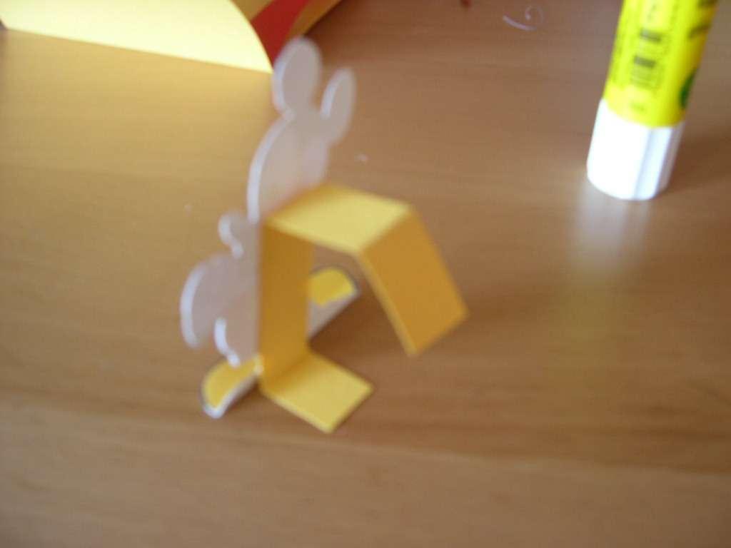 réalisation modèle exemple faire part invitation mariage thème walt disney mickey mouse loisirs créatifs bricolage faire soi même carte pop up