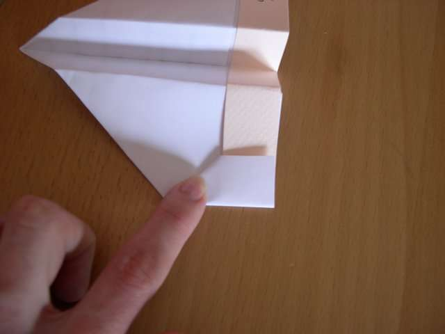 réalisation menu mariage avion en papier vent enfance mode d'emploi pliage