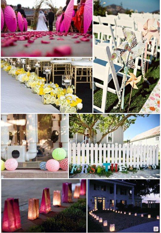 Idees decoration salle mariage - Decoration sur les murs ...