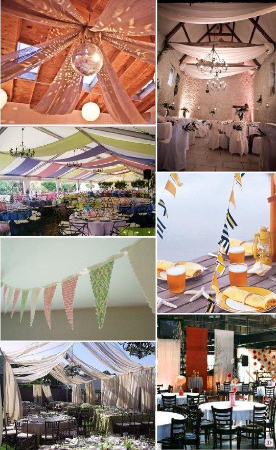 Mariage blog accessoire decoration salle mariage for Accessoire decoration