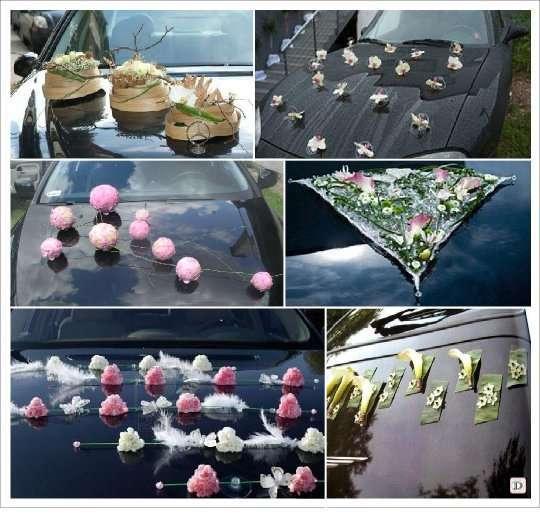 decoration_voiture_mariage_composition_florale_moderne_ventouse ...