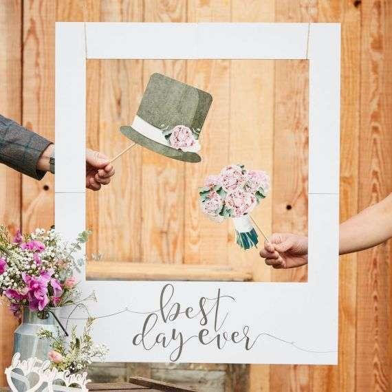 Kit mariage photobooth