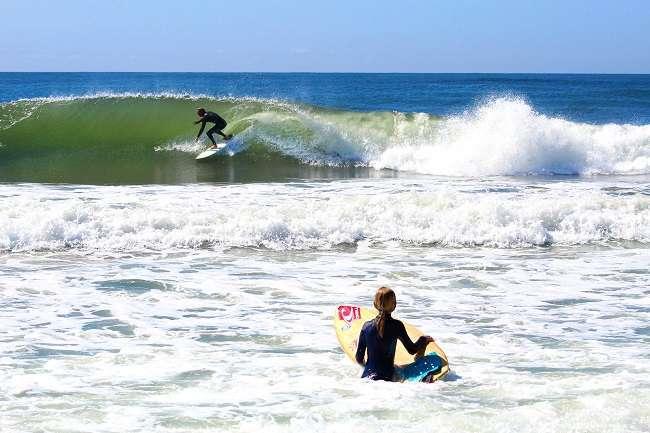 anniversaire adulte surf activité