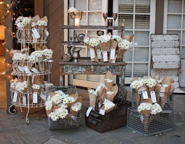 decoration mariage brocante pas cher