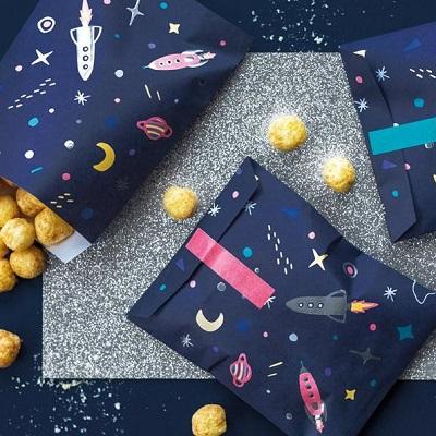 sachet a bonbons espaces cadeau invite