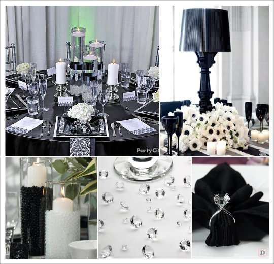 decoration de table baroque centre de table baroque. Black Bedroom Furniture Sets. Home Design Ideas