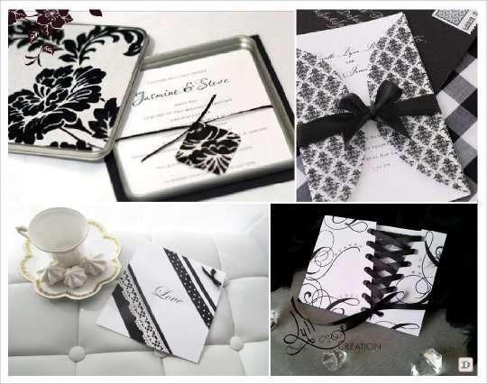 decoration mariage baroque faire part. Black Bedroom Furniture Sets. Home Design Ideas
