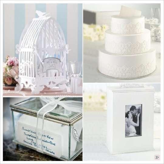 urne mariage cage en dentelle de papier boite bois photo coffre verre boite gateau