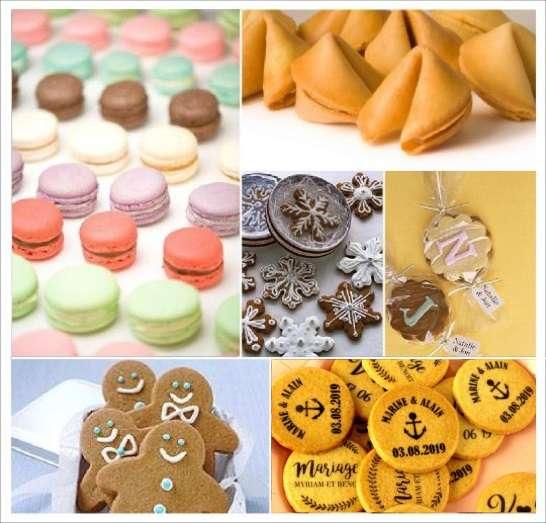 cadeaux invites_mariage macarons_pain d'epices fortune cookie gateau