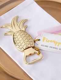 décapsuleur ananas cadeau pour invité