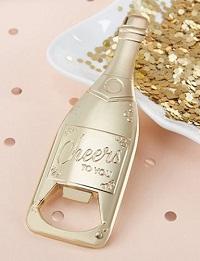 décapsuleur bouteille champagne mariage