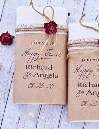 paquet de mouchoir personnalsié mariage