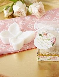 savon papillon cadeau invité mariage champetre