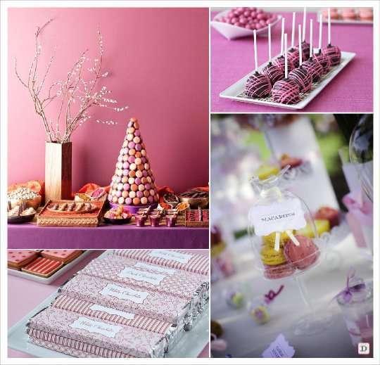 candy bar macaron cake pop barre chocolat