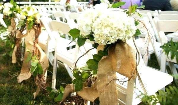decoration-mariage champetre-couleur-beige vert