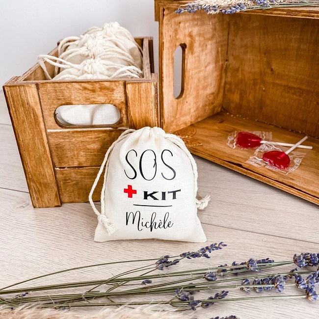 kit de survie mariage covid