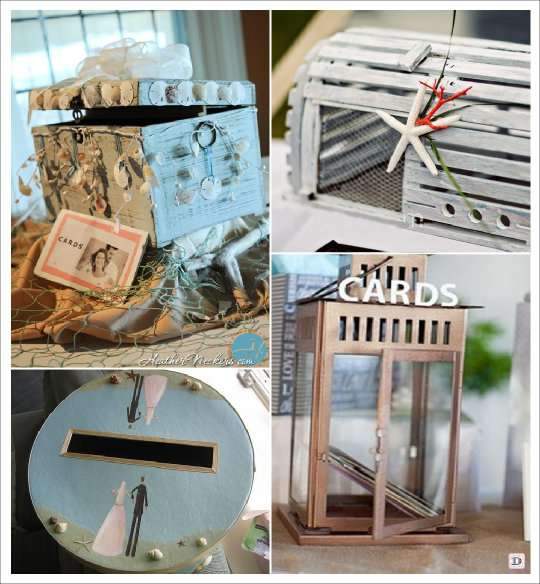 Mariage theme mer idees deco for Decoration marine bois
